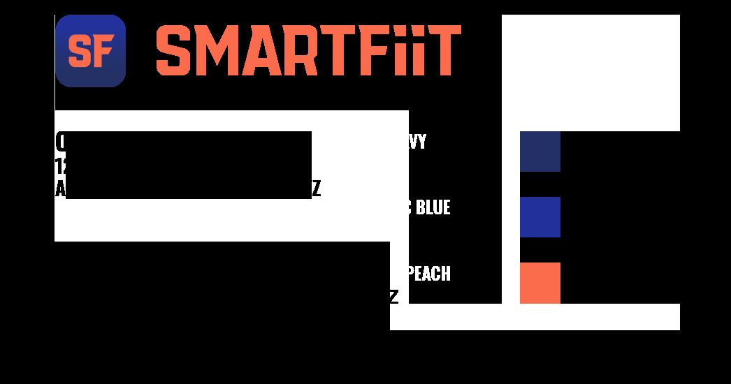 SmartFiit branding